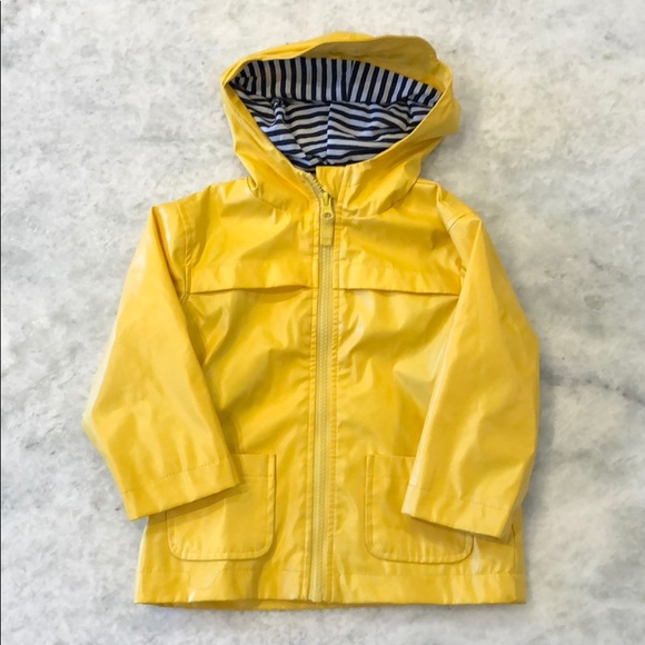 a7c2f6c8d Cherokee Jackets & Coats | Toddler Boys Yellow Raincoat | Poshmark
